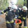 Uratowali rannych i zabytek – zdjęcia
